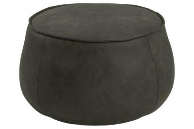 Dizajnová taburetka Nara, olivovo zelená