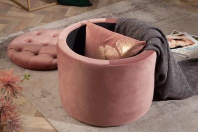 dizajnova-taburetka-rococo-50-cm-staroruzova-2
