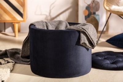 dizajnova-taburetka-rococo-50-cm-tmavomodra-2