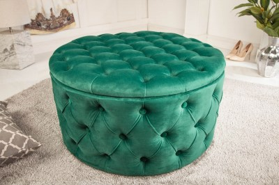 dizajnova-taburetka-rococo-75-cm-zelena-1