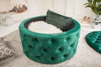 dizajnova-taburetka-rococo-75-cm-zelena-2