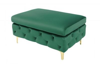 dizajnova-taburetka-rococo-zelena-zlata-00119