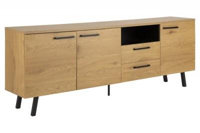 Dizajnová komoda Marlon 220 cm divý dub