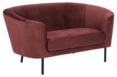 Dizajnová sedačka Nilla koral 160 cm