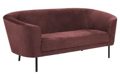 Dizajnová sedačka Nilla koral 200 cm