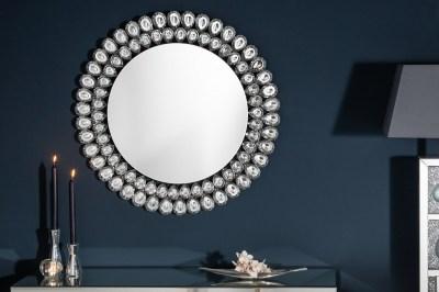 Dizajnové nástenné zrkadlo Big Briliant 80 cm