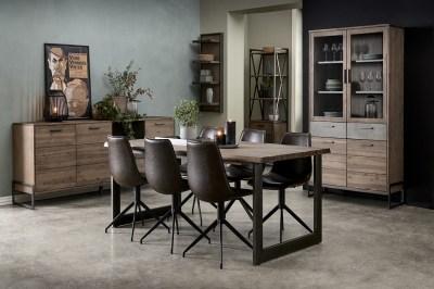 Dizajnový jedálenský stôl Aart, 180 cm