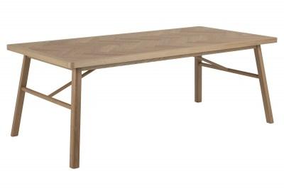 Dizajnový jedálenský stôl Dangola 200 cm dub