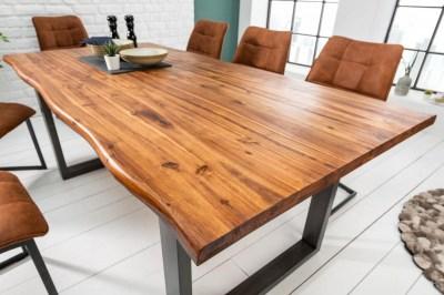 Jedálenský stôl Evolution 180cm antracit