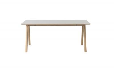 Dizajnový jedálenský stôl Jaxen 90 x 180 cm