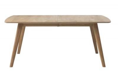 Dizajnový jedálenský stôl Rory 90 x 150 - 195 cm