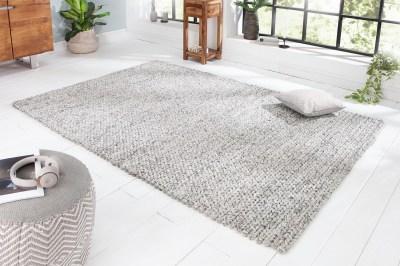 Dizajnový koberec Allen Home 240 x 160 cm sivý