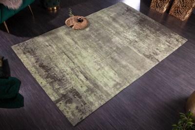 Dizajnový koberec Rowan 240 x 160 cm zeleno-béžový