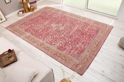 Dizajnový koberec Saniyah 350 x 240 cm červený
