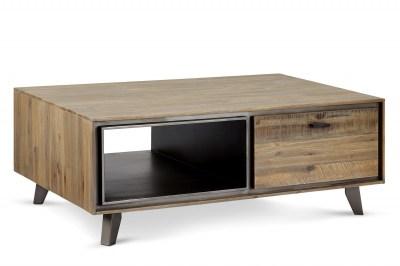 Dizajnový konferenčný stolík Aaron, 120 cm