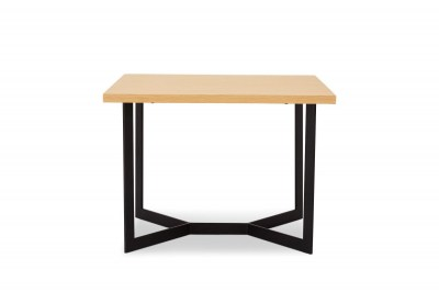 Dizajnový konferenčný stolík Aage, dub