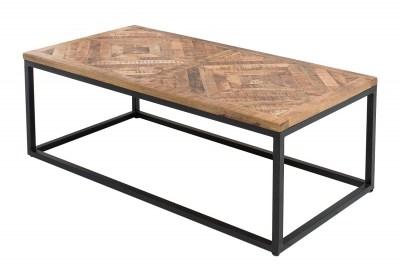 Dizajnový konferenčný stolík Allen Home 100 cm mango