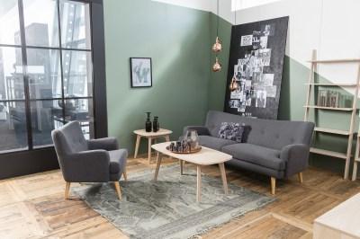 Dizajnový odkladací stolík Abraxas, 58 cm