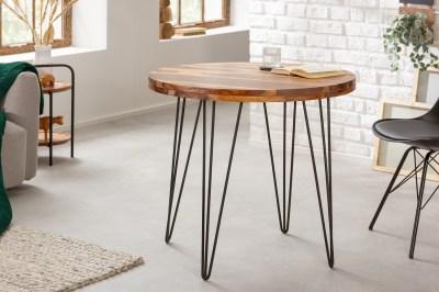 dizajnovy-okruhly-jedalensky-stol-elegant-80-cm-sheesham-1