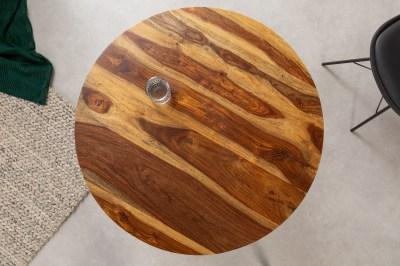 dizajnovy-okruhly-jedalensky-stol-elegant-80-cm-sheesham-2