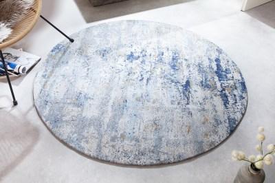 dizajnovy-okruhly-koberec-rowan-150-cm-bezovo-modry