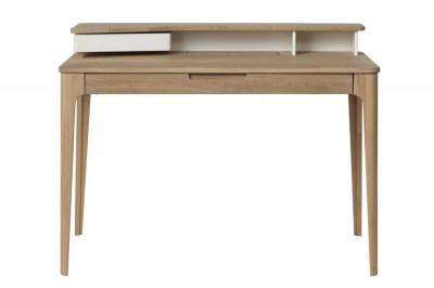 Dizajnový písací stôl Desiree 120 cm