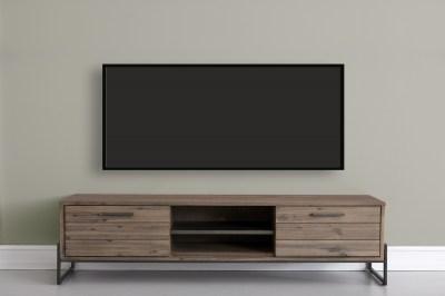Dizajnový TV stolík Aart, 152 cm