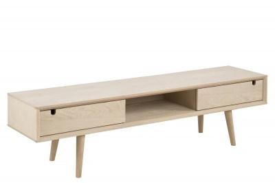 Dizajnový TV stolík Ahmet, 160 cm