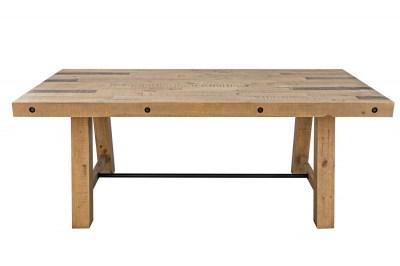 Dizajnový jedálenský stôl Harlow 200 cm borovica
