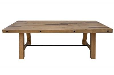 Dizajnový jedálenský stôl Harlow 240 cm borovica