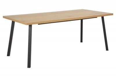Dizajnový jedálenský stôl Marlon 190 cm divý dub
