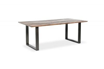 Dizajnový jedálenský stôl Saxon II 160 cm akácia
