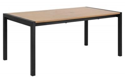 Dizajnový jedálenský stôl Semaj 170 -250 cm divý dub