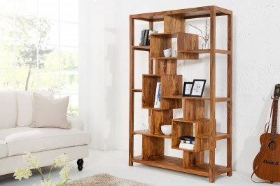 Luxusný regál Timber 180 cm, Sheesham