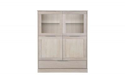 Dizajnová komoda Franco / 4 dverová