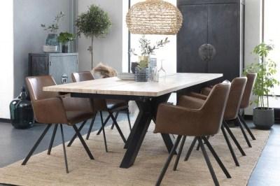 Dizajnový jedálenský stôl Madie  180 cm