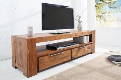 Luxusný TV stolík Timber masív 135 cm