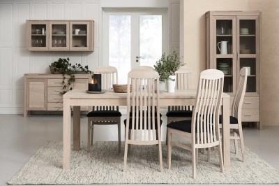 Jedálenská stolička Aang, 103 cm