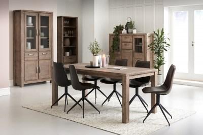 Jedálenský stôl Aarav, 140 cm