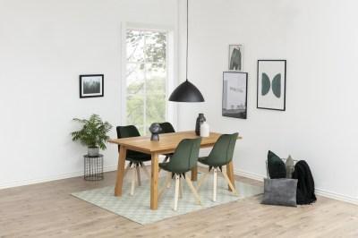 Jedálenský stôl Nadida 160 cm divoký dub