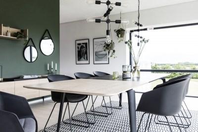 Jedálenský stôl Nadine 200 cm dub