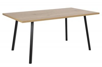 Jedálenský stôl Neave 160 cm divoký dub