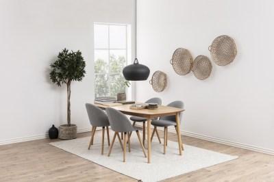 Jedálenský stôl Neelam 180 cm dub