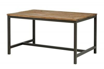 Jedálenský stôl Nikeesha 140 cm brest