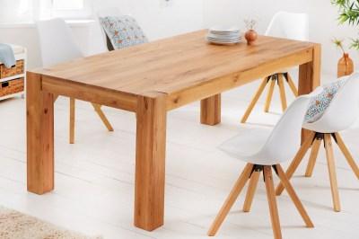 Jedálenský stôl Plain 160 cm divý dub