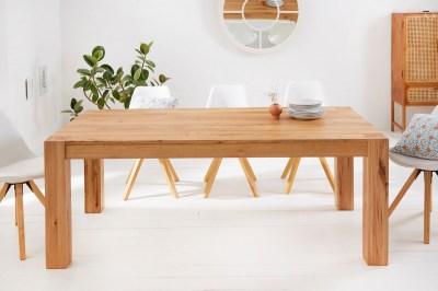 Jedálenský stôl Plain 200 cm divý dub