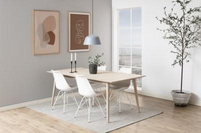 Jedálenský stôl rozkladací Nadia 200/300 cm dub