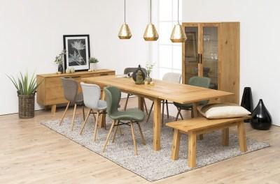 Jedálenský stôl rozkladací Nadida 2 160/250 cm dyhové dosky