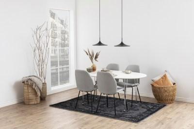 Jedálenský stôl rozkladací Neala 170/270 cm biely