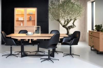 Jedálenský stôl Aage 200-250